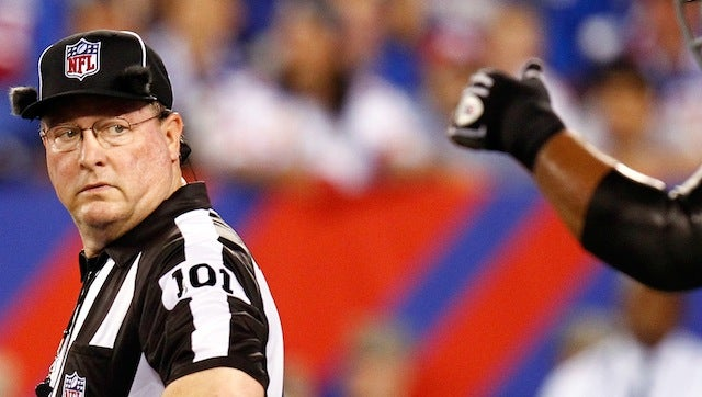 The Replacement Refs Are The World's Worst Substitute Teachers
