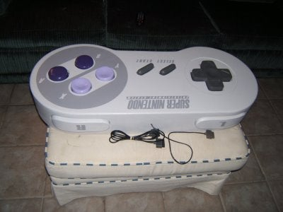 At Last — a 4-foot SNES Controller that Works!