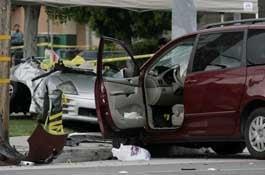 Man Who Caused Adenhart Crash Had Prior Arrest Record?