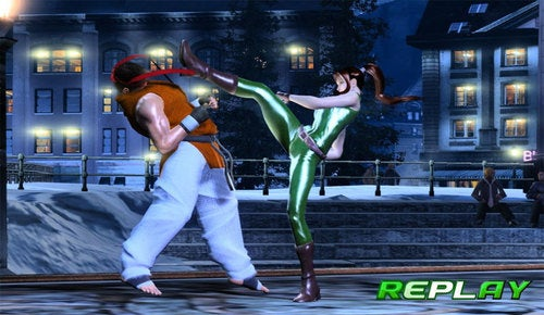 Virtua Fighter 5, FIFA Street 3 Join Xbox 360 Games On Demand