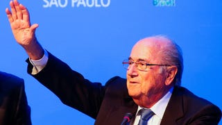 Idiot CONCACAF Exec Compares Sepp Blatter To Jesus, MLK, Mandela