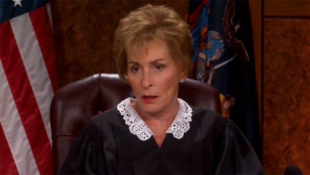 Judge Judy Finally Hears Case Involving Grindr