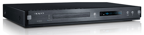 Lightning Review: Oppo DV-983H 1080p Up-Converting DVD Player