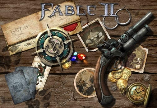 Earn Gold Unlock Fable 2 Items with Web Games