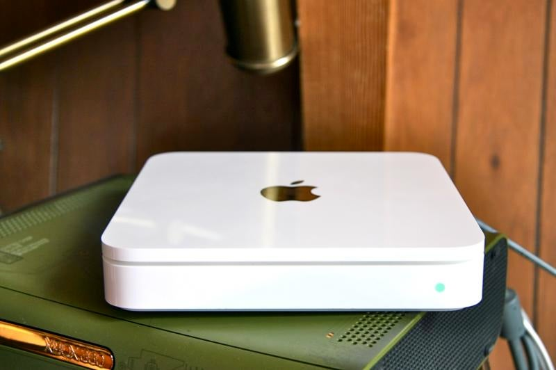 Apple Time Capsule Review