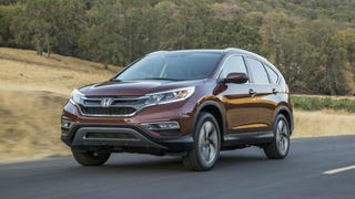 The 2015 Honda CR-V Has More Safety, More Power, Still Boring