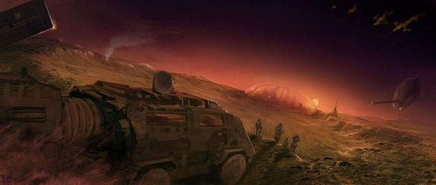 At Long Last, Kim Stanley Robinson's Mars Trilogy Is Becoming a TV Show