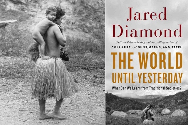 Is Jared Diamond racist?