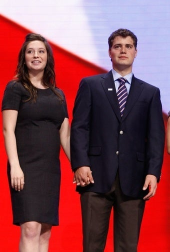 Levi Johnston and Bristol Palin Closer to Being Back Together