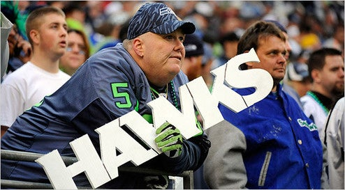 Seattle Sports Are Pretty Depressing Right Now