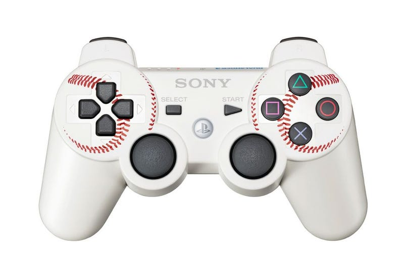 PS3 Seamheads Get A Custom Controller When MLB 11 Arrives