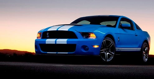 Mini-QOTD: What's Your Favorite Shelby?