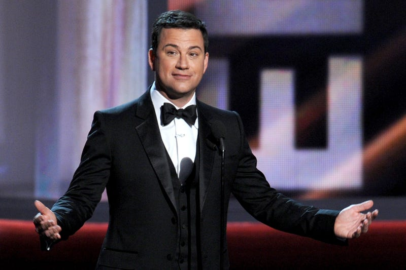 Breakdowns: Jimmy Kimmel Sticks Up For His Ex-Girlfriend, Not His Wife