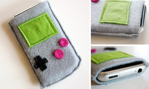 The World's Second Greatest Gameboy iPhone Case