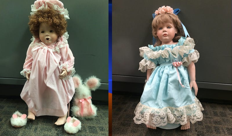 Terrifying Dolls Modeled After Young Girls Left Outside Eight Homes