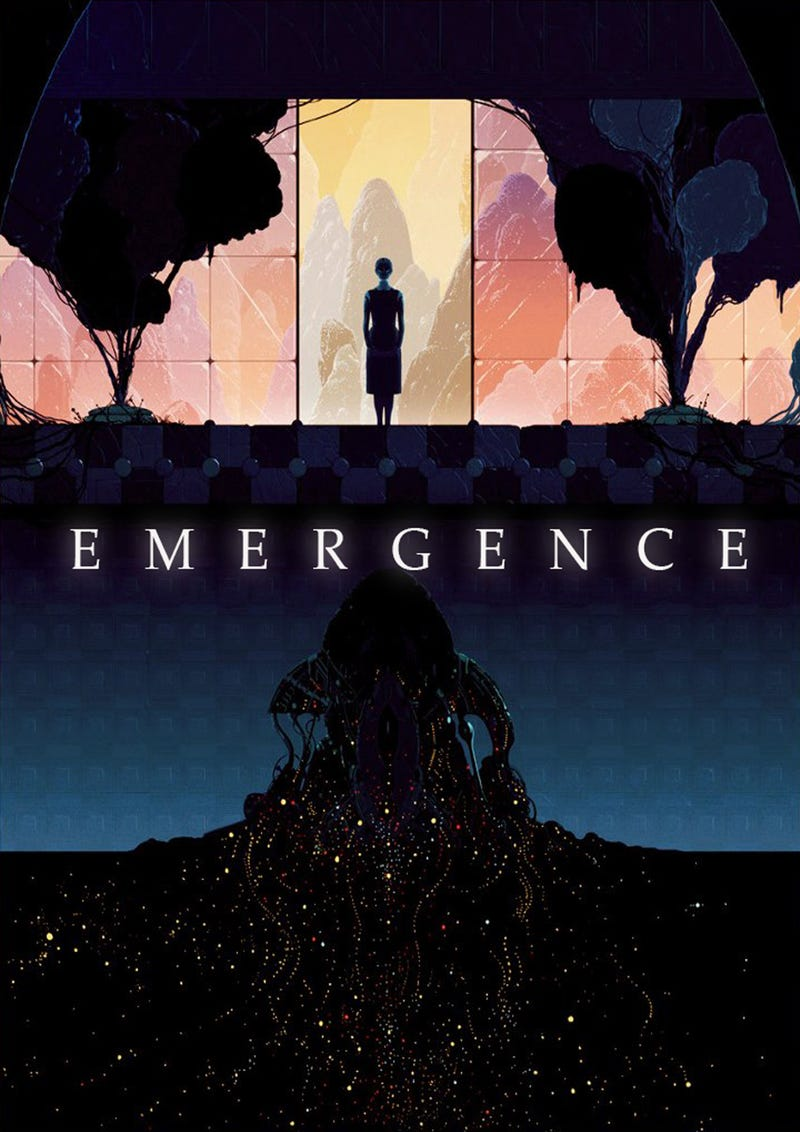 Dreamlike Concept Art For Emergence, From The Makers Of Vanishing Waves