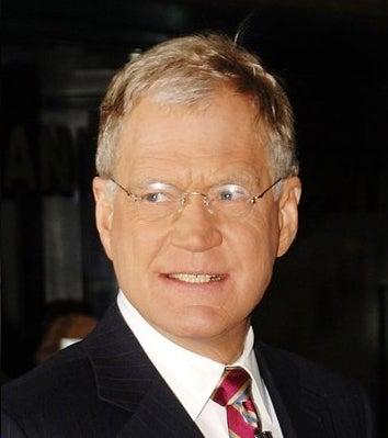 Letterman's 'Bombshell Bussing Incident'