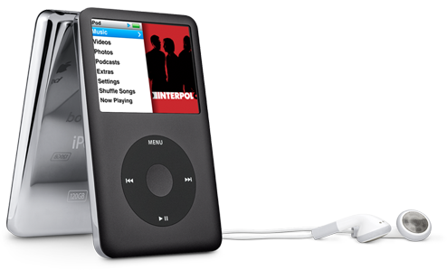 iPod Classic May Get Genius Playlists