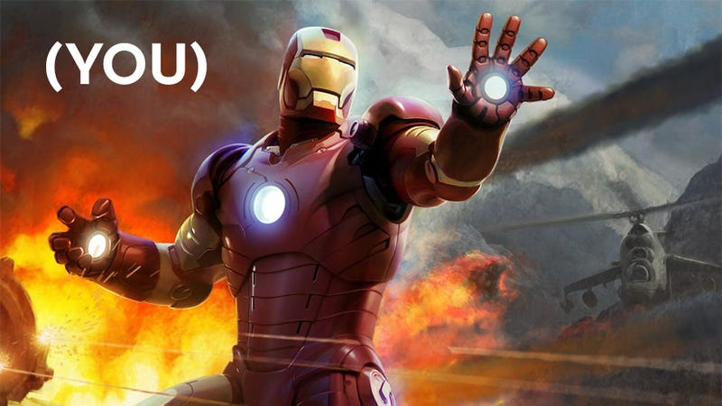 Marvel Kills Amazing Iron Man Suits