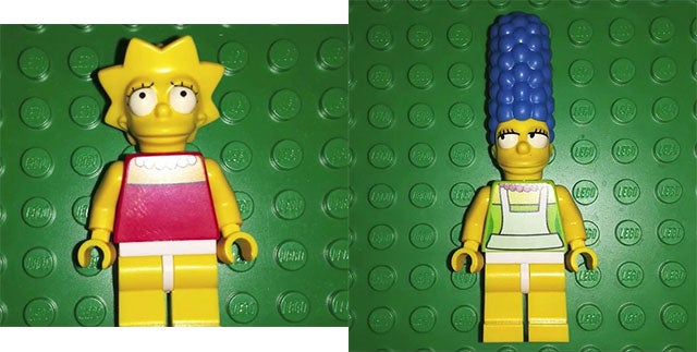 Official The Simpsons LEGO Is Coming. Here's A Look.