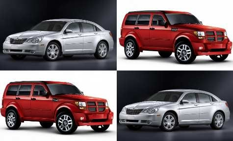 Chrysler Execs to Sebring, Nitro: Drop Dead