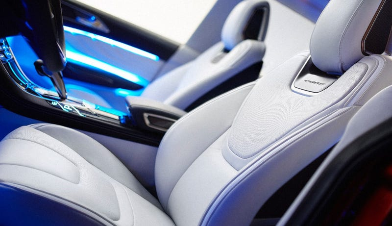 With Self-Parking Technology And ObstacleI Avoidance Capability, Ford Edge Concept Is Tomorrow's Utility Vehicle Today