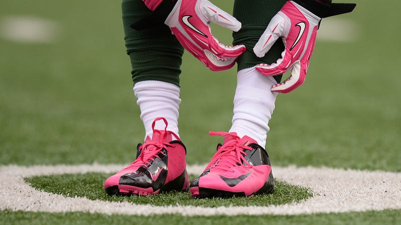 Fox News Declares Breast Cancer Campaign the 'Feminization' of the NFL