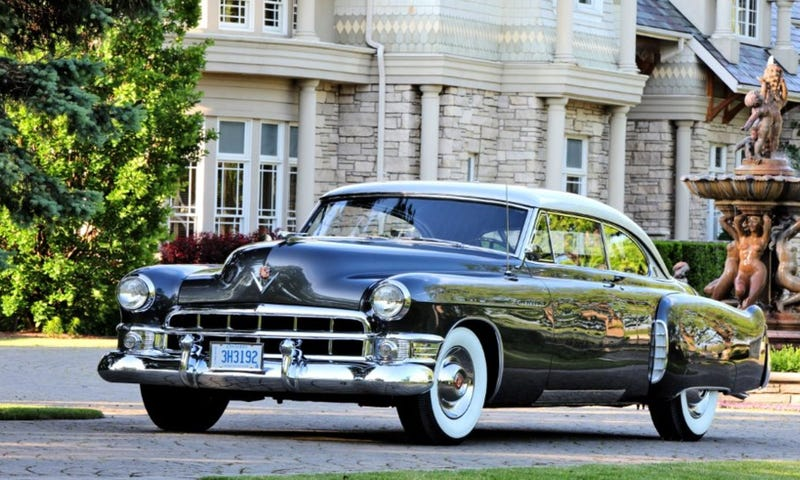 GM's president gifted his secretary the very first Coupe de Ville