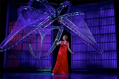 "Robot Opera Is Less Madame Butterfly, More ""Oops I Dropped a Butterfly Screw"""