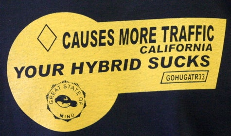 California's HOV Program Closed, Ed Begley Jr. To Cut A Bitch