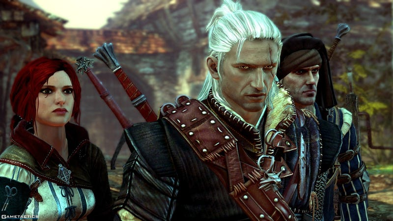 The Witcher's Creator Doesn't Play Video Games