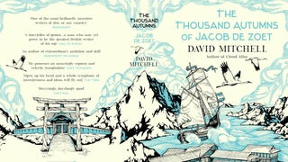 David Mitchell Grew Up Drawing His Own Maps Of Tolkien's Middle Earth