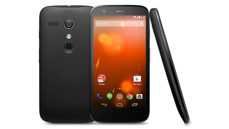The Cheap Moto G Gets a Stock Android Google Play Edition