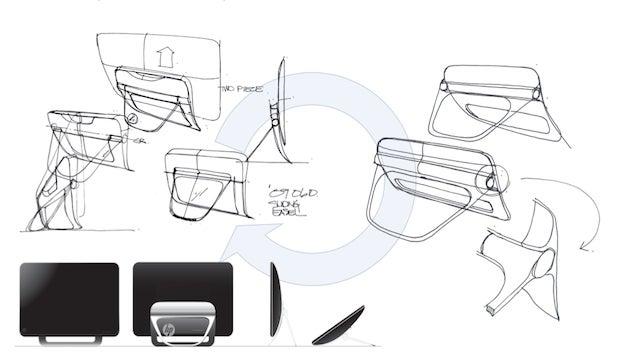 HP TouchSmart Design