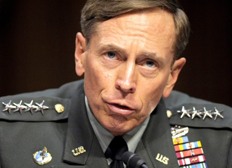 We Now Know Who Petraeus' Other Other Woman Is