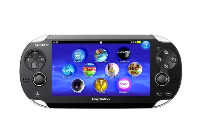 The NGP Is Sony's Super-Powered Playstation Portable