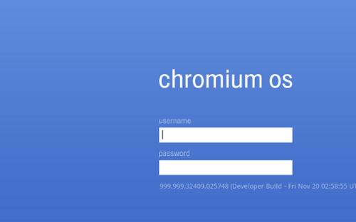 How to Run Google Chrome OS from a Thumb Drive