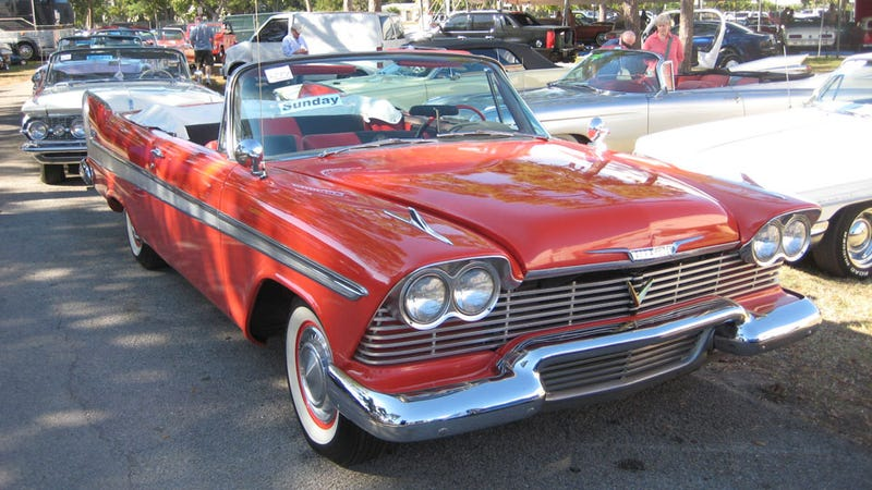 Three Plymouth convertibles are an ultra rare auction find