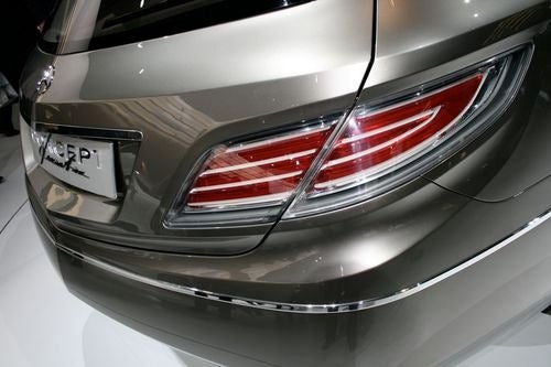 Mercedes Benz ConceptFASCINATION