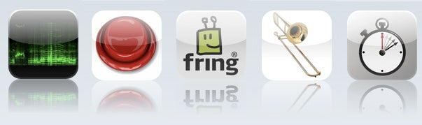 The Week in iPhone Apps: Fresh Fring and Other Diversions