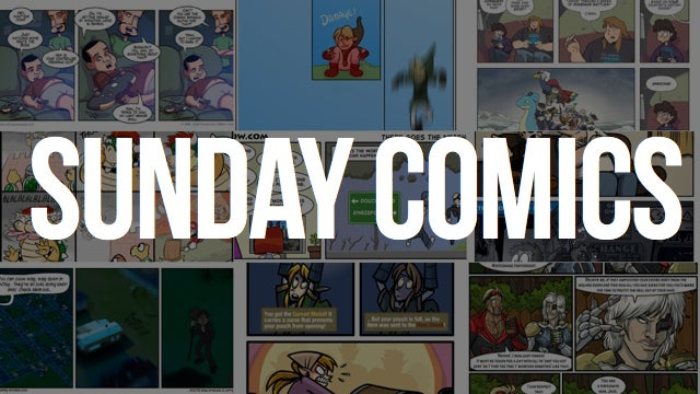 Sunday Comics: The Pursuit of Perfection