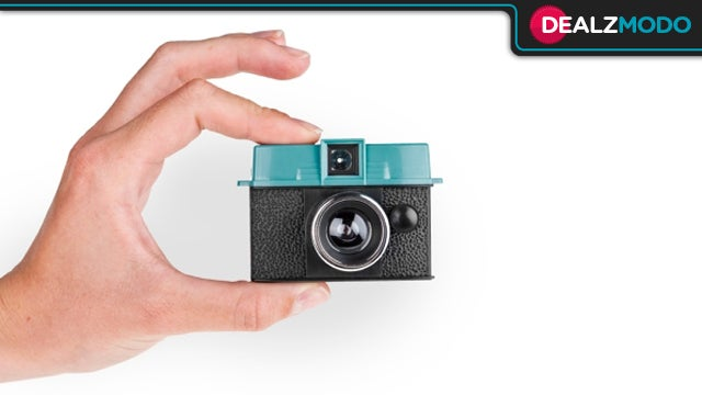 This Tiny Toy Camera Is Your Deal of the Day