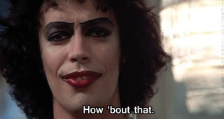 Tim Curry is 68!