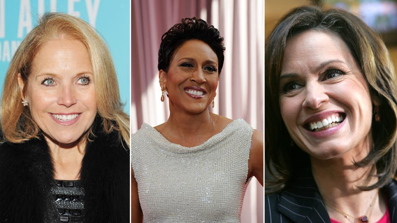Now the Good Morning America Ladies Are Pissed Off About Katie Couric's Hosting Stint