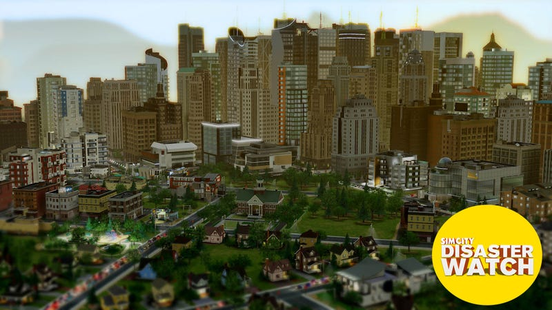 SimCity Boss Says They 'Rejected' Any Offline Mode, Clarifies Server Use