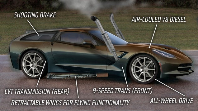 An Exclusive Inside Look At The 2015 Chevrolet Corvette Z06