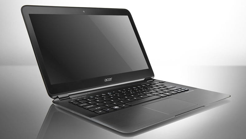 Acer's Aspire S5 Ultrabook Is the Ultra-Thinnest—For Now