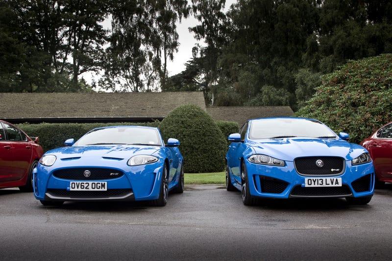 Jaguar XKR-S or XFR-S?