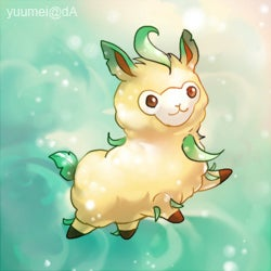 Here Are A Bunch Of Pokémon Crossed With Alpacas Because Why Not