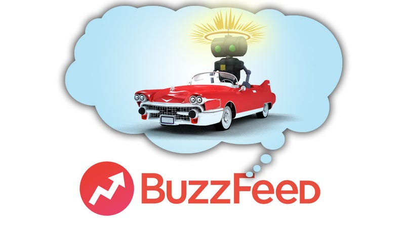 That Buzzfeed Article About Autonomous Cars Is Stupid Trolling Bullshit And Here's Why
